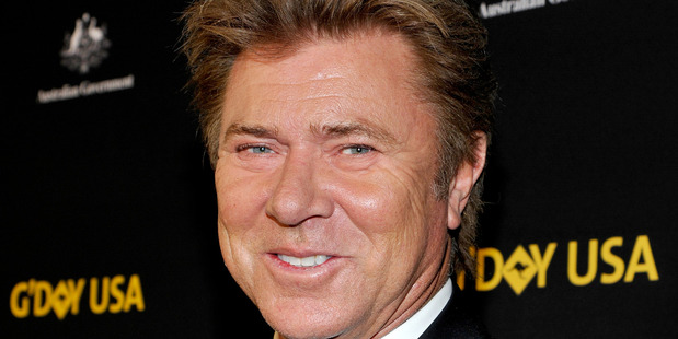'The rock that stopped me running off the rails' : Richard Wilkins. Photo / Getty Images