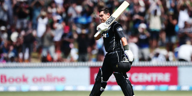 Black Caps batsman Ross Taylor. Photo / Getty