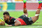 A new team and a new position for Seta Tamanivalu. Photo / Getty