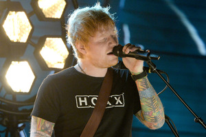 Singer-songwriter Ed Sheeran wants to move to New Zealand. Photo / Getty Images