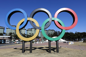 """The Olympic Games are in a """"crisis"""", with just two cities vying for hosting rights come 2024. Photo / Getty Images."""