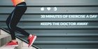 The 10,000 steps doctrine was based on one study from 1960 of Japanese men. Photo / Getty