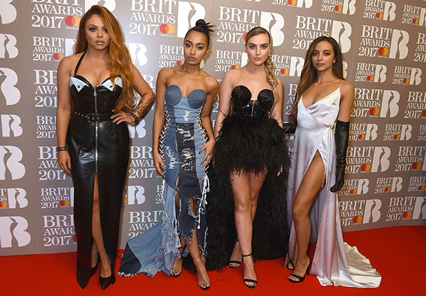 Little Mix. Photo / Getty Images