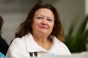 Nine apologises to Gina Rinehart