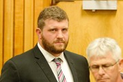 Kinraid was sentenced today at the High Court in New Plymouth. Photo / Sam Hurley