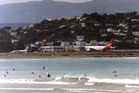 Lyall Bay has suffered a wastewater leak. Photo / Wikimedia