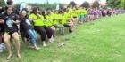 Watch: Watch: Mass(ey) Uprising a world record
