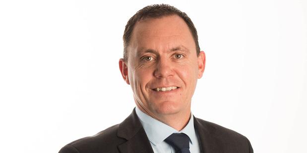 Vocus Group, Chief Executive NZ is Mark Callander. Photo / Supplied