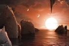 Tristram Clayton interviews Grant Christie, Astronomer at Auckland Observatory, about the discovery of a new solar system just 39 light years from  Earth.