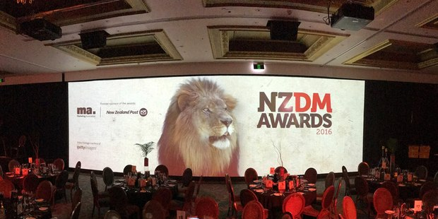 The NZ Direct Marketing Awards 2016 were held at The Langham. Photo/Marketing Association