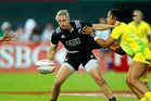 TOP CLASS: Bay of Plenty's Kelly Brazier is in the Black Ferns squad for the Las Vegas tournament next week. PHOTO:FILE