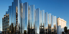 The Govett Brewster Len Lye centre in New Plymouth. Photo / Supplied