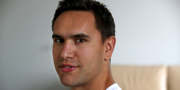 Riki Hoeata talks about living with the effects of concussion. Photo / Mark Dwyer
