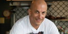 Owner and chef Luca Villari of Al Volo restaurant in Mt Eden. Photo / Nick Reed