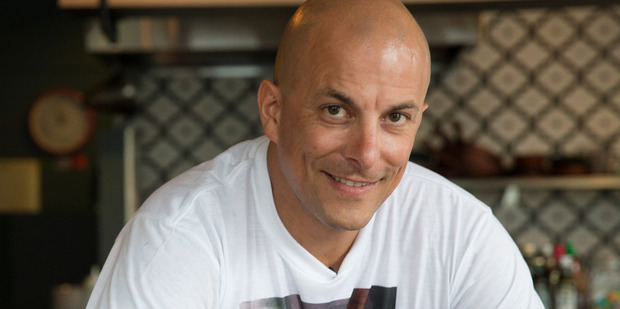 Loading Owner and chef Luca Villari of Al Volo restaurant in Mt Eden. Photo / Nick Reed