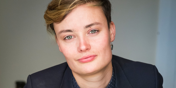 Auckland Fringe Festival director 2017 Lydia Zanetti. Photo / Supplied