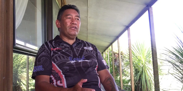 Loading Hone Harawira talks about his comeback. Photo / David Fisher