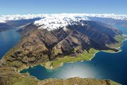 Mystery surrounds the American buyer of a high country station on the shore of Lake Hawea. Photo / Otago Daiy Times