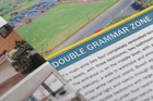 Topping the list were two decile nine school zones, Auckland Grammar and Epsom Girls Grammar - with median values topping $2m last year. Photo / Nick Reed