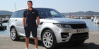 Land Rover dropped Dan Carter after the former All Black was caught drink driving - and Carter almost thanked them for it. Photo / File