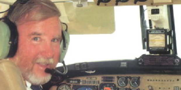 Loading Pilot Max Quatermain was flying the plane that crashed in Melbourne. Photo / Supplied