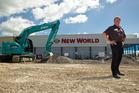 Westend New World owner Greg Dyson. PHOTO/STEPHEN PARKER