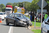Three people have been seriously injured in a crash near Katikati. Photo/Chris Steel