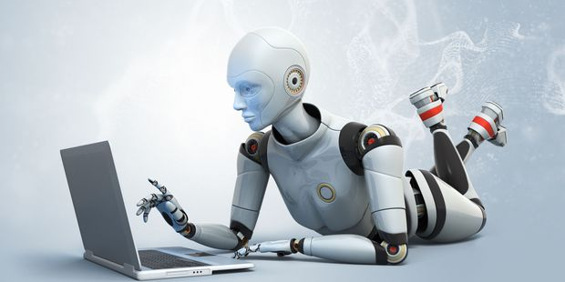 Robots won't insist on minimum wage and they'll do longer hours. Photo / 123RF