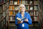 Jill Best retired yesterday after spending 16 years in charge of Tauranga's libraries. Photo/Andrew Warner.