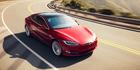 Tesla Model S. Photo / Supplied