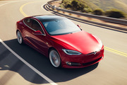 Tesla Model S. Photo / Supplied
