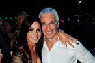 Glamour couple Sara Tetro and Rob Fyfe are understood to be celebrating a recent engagement. Photo / file
