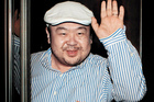 This 2010 photo shows Kim Jong Nam, the eldest son of then North Korean leader Kim Jong Il, who is believed to have been killed in Kuala Lumpur. An attempt was made to steal his body. Photo / AP