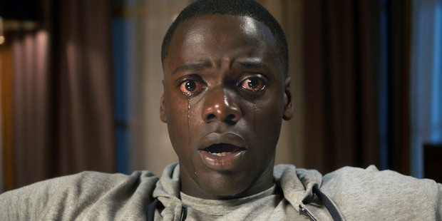Loading Daniel Kaluuya in a scene from Get Out, the highly praised horror film. Photo/AP