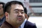 Kim Jong Nam, exiled half-brother of North Korea's leader Kim Jong Un, in Narita, Japan. Photo / AP