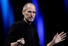 Apple co-founder Steve Jobs. Photo / AP.
