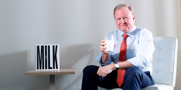 A2 Milk chief executive Geoffrey Babidge sold 900,000 shares for $2.2m, or an average price of $2.49, yesterday.