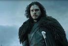 Kit Harrington portrays Jon Snow in the Game of Thrones TV series. Photo/supplied