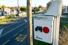 Eight of New Zealand's 12 police districts are without fixed speed cameras. Photo /Stephen Parker