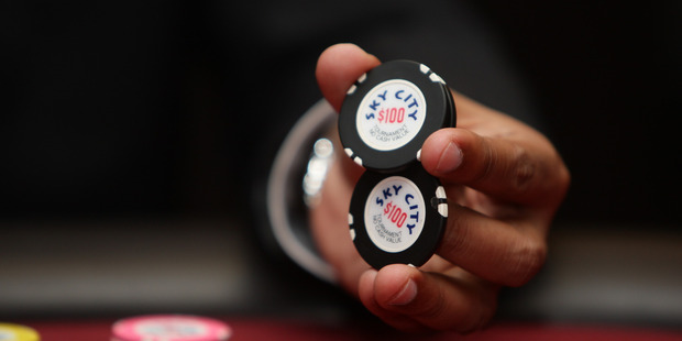 Casinos around the country saw the biggest increase in money spent by gamblers. Photo/file
