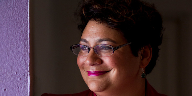 Green Party co-leader Metiria Turei. Photo / Dean Purcell