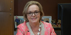 Energy Minister Judith Collins. PHOTO/Mark Mitchell.