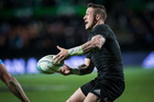 TJ Perenara has ample leverage and it is believed that NZ Rugby has put a significant deal in front of him. Photo / Jason Oxenham