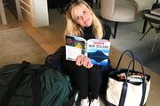 Reese Witherspoon announced her imminent arrival to New Zealand on social media - and has kept followers updated ever since. Photo / Twitter