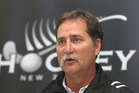 Mark Hager says the New Zealand women's hockey reps need to challenge themselves to be better and not just a Black Sticks player. PHOTO/NZME