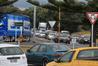 One of Tauranga's congestion hotspots, the Bayfair roundabout on Maunganui Rd. Photo/File
