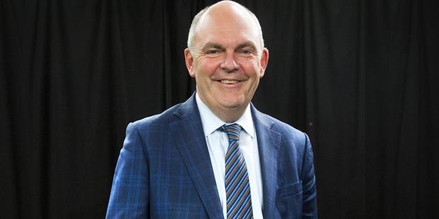 Finance Minister Steven Joyce.