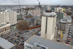 A modern, magical, new Christchurch is emerging. Photo / File