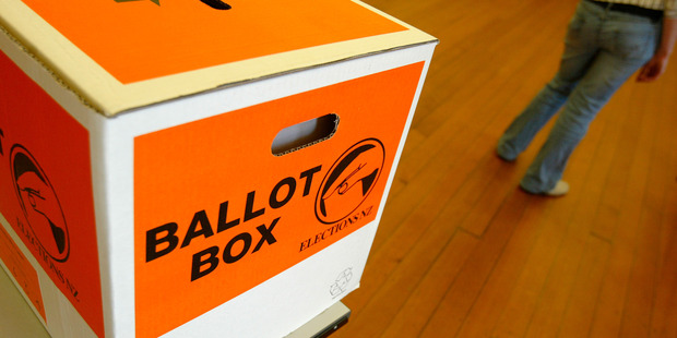 Fresh calls are being made for an overhaul of New Zealand's voting system, with concerns over a delay in introducing a digital system. Photo / file