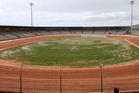 The series promoters say the future of stadium-based drifting events will come down to crowd numbers. Photo / John Borren